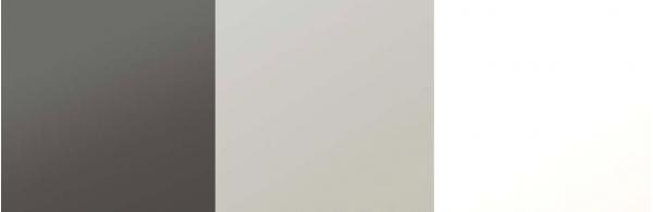 3 grijstinten Marmer